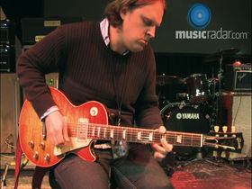 Joe Bonamassa on soloing