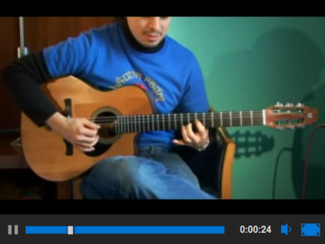 Rodrigo y Gabriela make frequent use of Latin arpeggios in their music