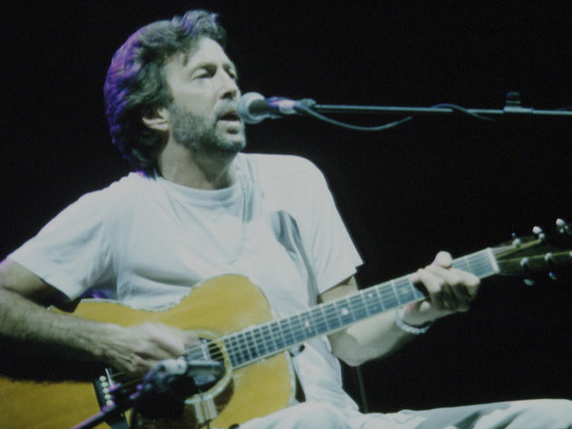 Play acoustic like Eric Clapton