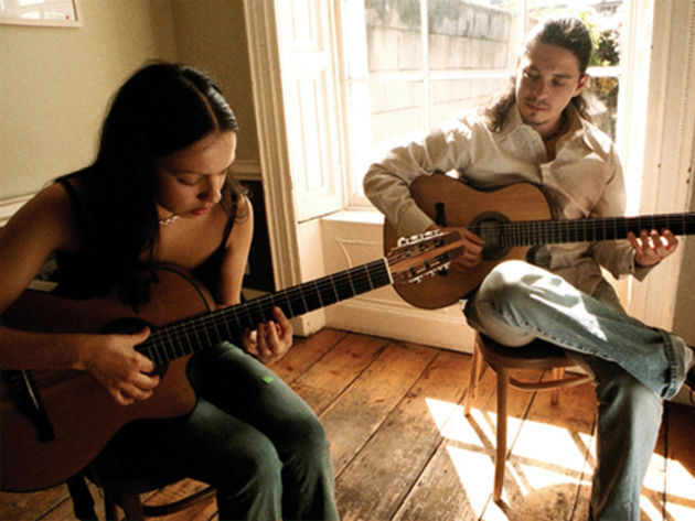 Rodrigo Y Gabriela on building picking speed, rhythm playing and right-hand technique