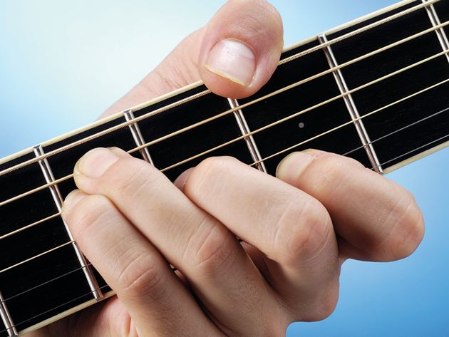 Learn to play acoustic blues turnarounds