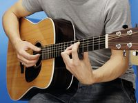 Acoustic Guitar Lessons: Walking basslines