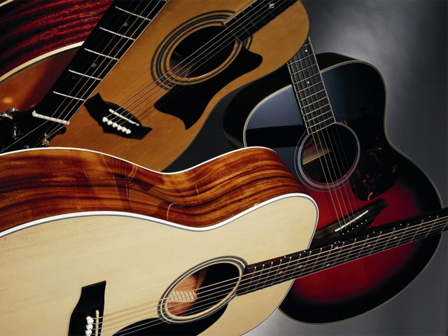 Best acoustic guitars under £300