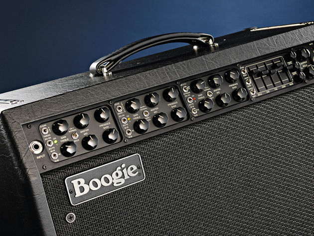 Mesa/Boogie Mark Series