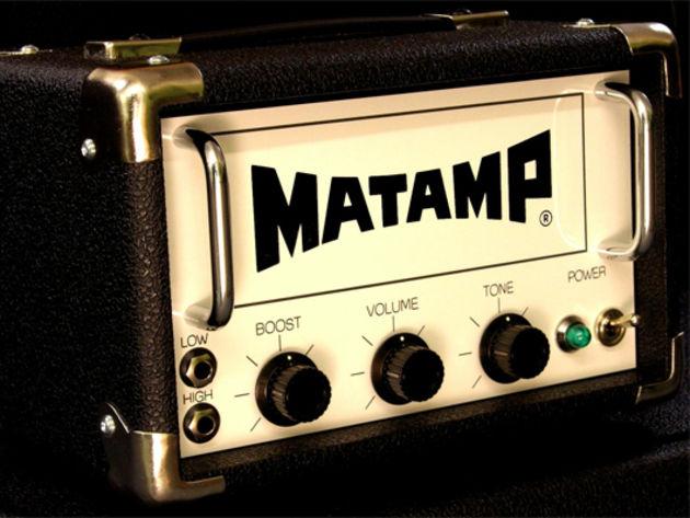 Matamp Minimat II