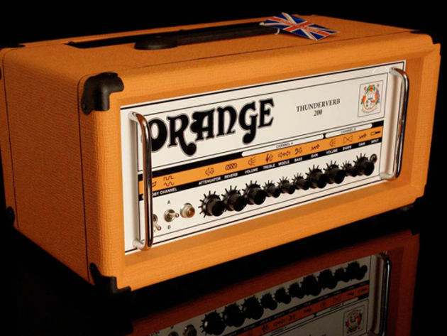 Orange Thunderverb 200