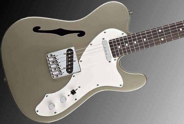 Squier Tele Thinline