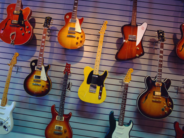 The best electric guitars under £1000