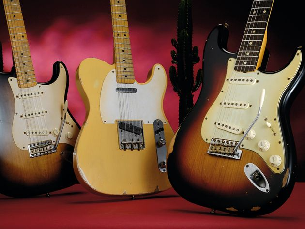 Fender Road Worn Series