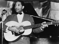 TUTO : le blues façon Lonnie Johnson