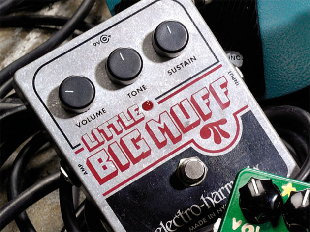 Electro-Harmonix Little Big Muff Pi - £59