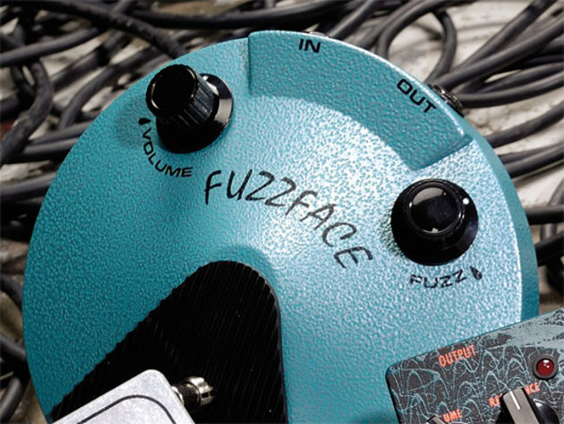 Dunlop JH-F1 Jimi Hendrix Fuzz Face - £229