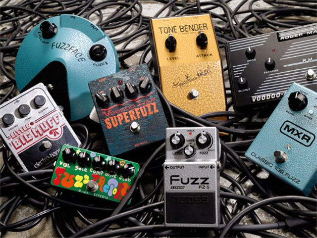 Round-up: 8 great fuzz pedals