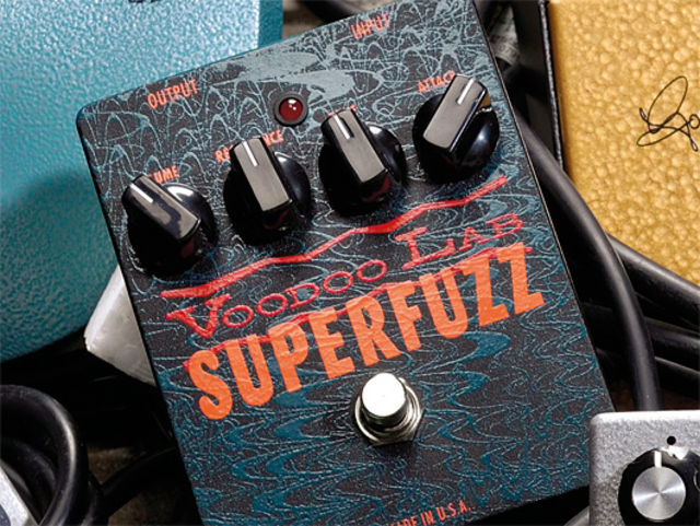 Voodoo Lab Superfuzz - £129
