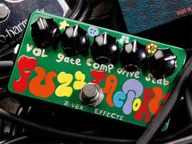 Zvex Fuzz Factory - £199