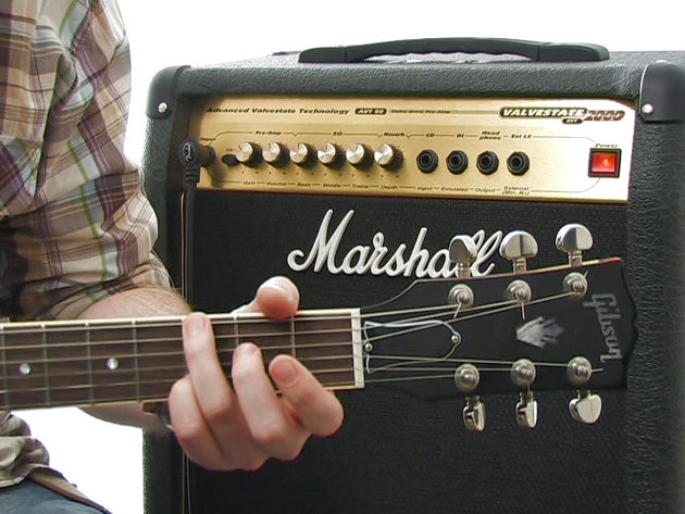 Check out our guide to knob-twiddling for instant amp gratification