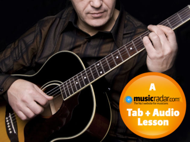 How to play fingerstyle blues guitar