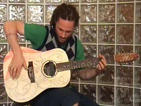 John Butler on acoustic grooves