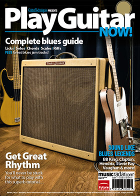 Play guitar now! complete blues guide