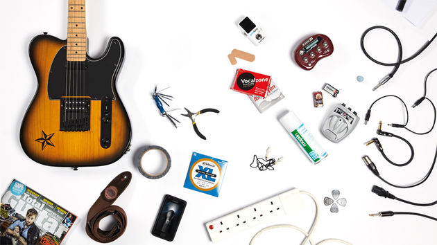 Don't rely on other people to bring stuff to gig: make sure you have everything you need.