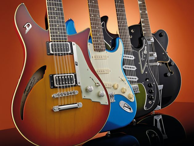 4 affordable 12-string electric guitars
