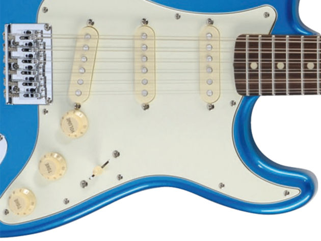 Fender Strat XII sounds, pros and cons