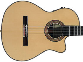 Round-up: 4 nylon-string electro acoustic guitars