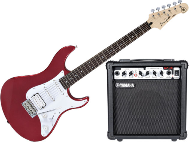 Yamaha Pacifica 012 Starter Pack