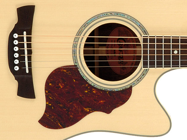 Crafter DE-8/N sounds, pros and cons