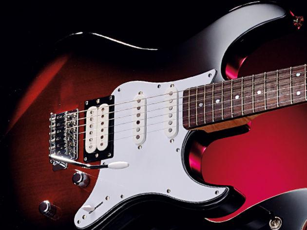 13 kick ass electric guitars under 200 yamaha pacifica. Black Bedroom Furniture Sets. Home Design Ideas