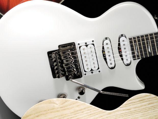 22 cool electric guitars under 300 vintage vrs100 239. Black Bedroom Furniture Sets. Home Design Ideas