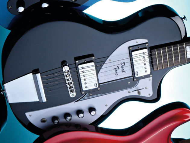 Eastwood Supro Dual Tone £399