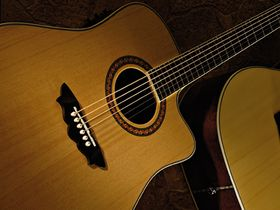 Round-up: 8 electro acoustic guitars under £500