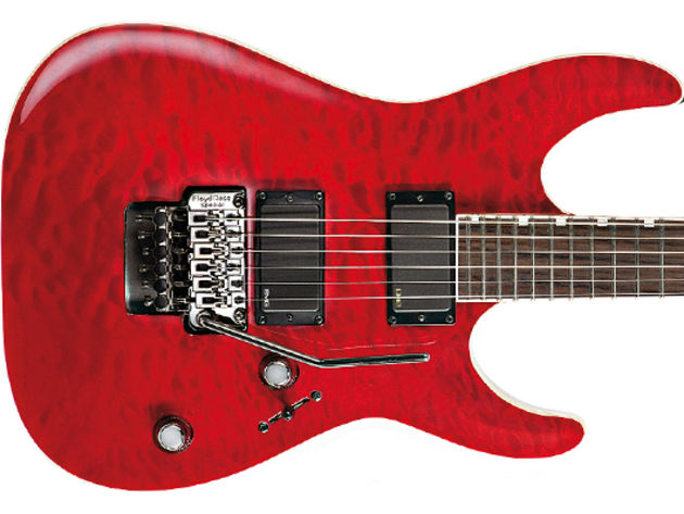 ESP LTD MH-401QM build and features