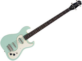 Round-up: 4 retro bass guitars