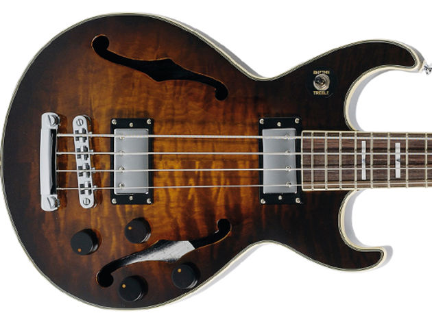 Hutchins Prince II Bass build and features
