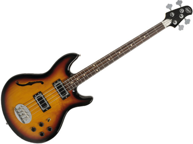 Lakland Skyline Hollowbody Bass price and spec