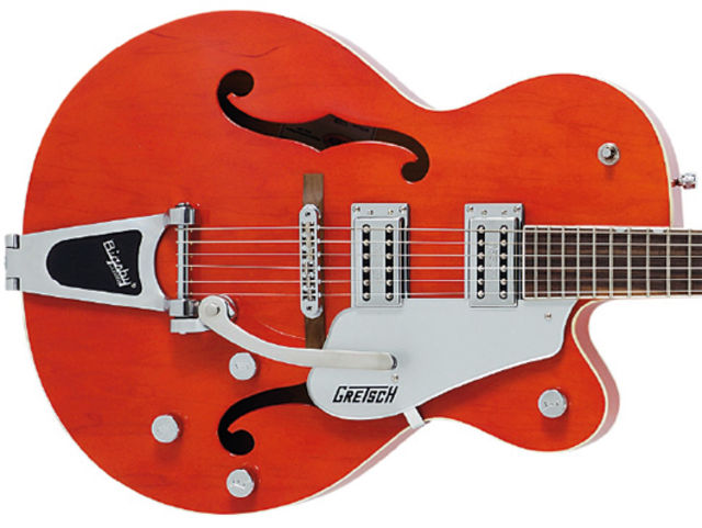 Hollowbody choice: Gretsch G5120 Electromatic