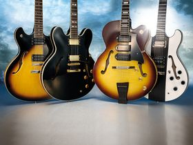 Round-up: 5 semi-acoustic electric guitars under £400