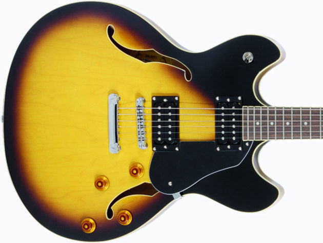 Round-up: 5 semi-acoustic electric guitars under £400 ...