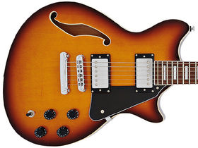 Round-up: 4 great-value semi-hollow electric guitars