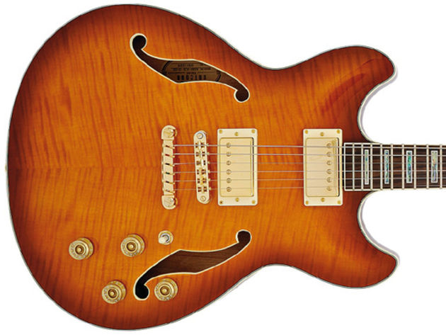 Ibanez Artcore AS93 specifications