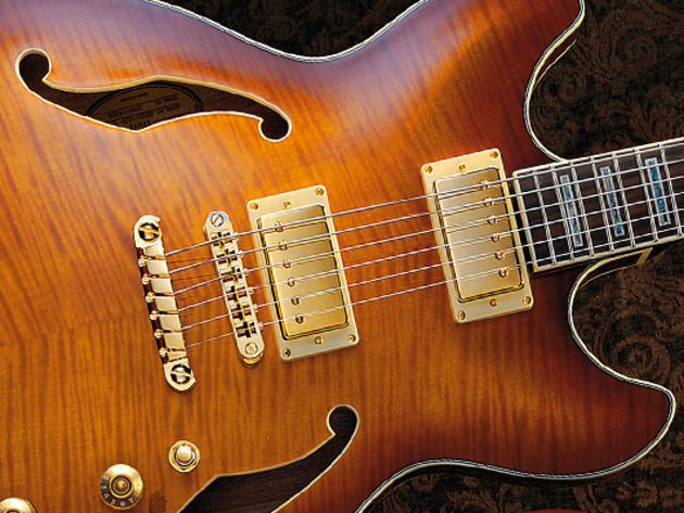 Ibanez Artcore AS93 sounds, pros and cons