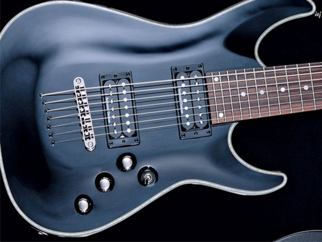 Schecter Blackjack C-7 verdict