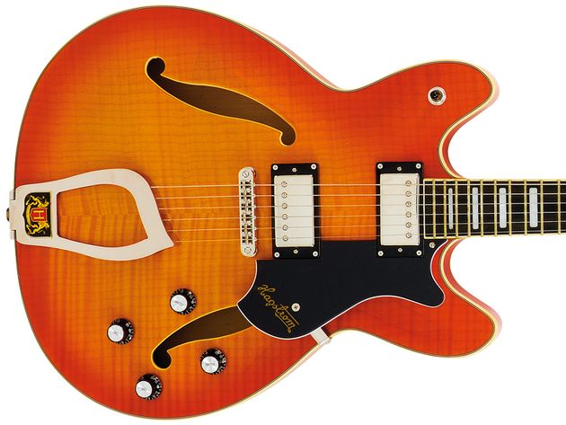 Hagstrom Viking Deluxe specifications