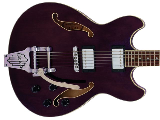 Ibanez Artcore AS73T specifications