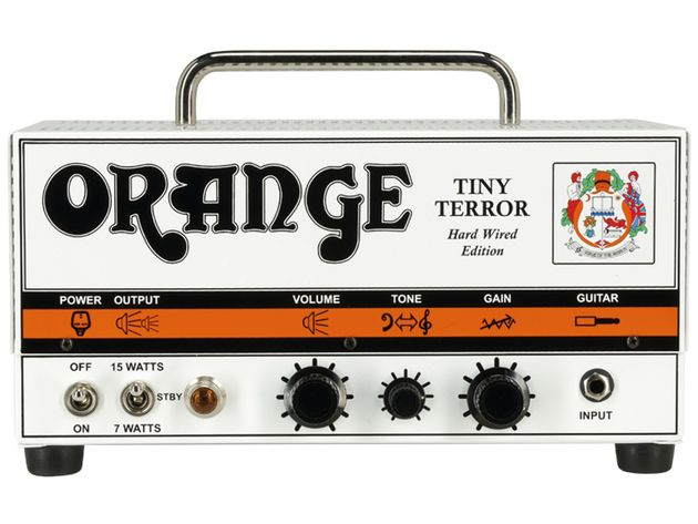 Orange Tiny Terror Hard Wired Edition review