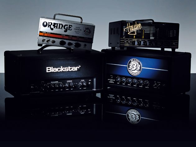 4 great low-powered tube amp heads
