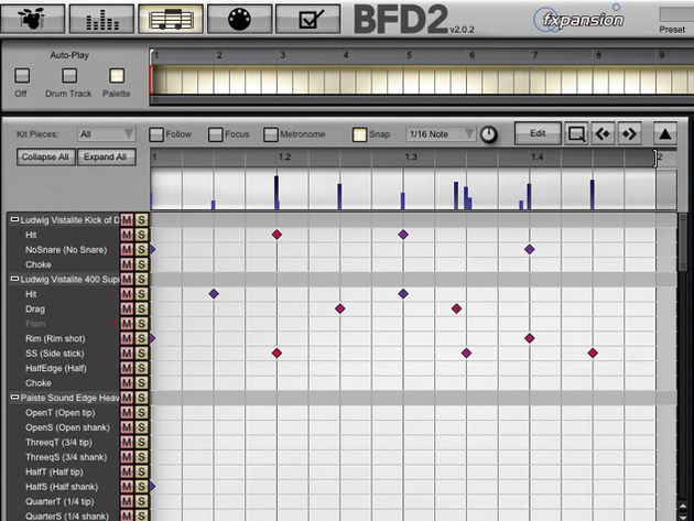 If you program your beats, don't make them too rigid.
