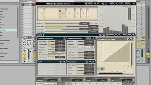 How to mix using a multiband dynamics plugin